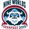 Live at NineWorlds GeekFest 2015