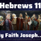 By Faith Joseph {Hebrews 11}