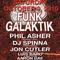 Live @ Galaktik (NYC) 2010