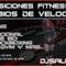 TRANSICIONES  CAMBIOS DE VELOCIDAD FITNESS MIX JULIO 2020 DEMO-DJSAULIVAN