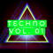 TECHNO VOL. 01 (2018) - Set Dj