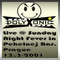 polyXonic LIVE @ Sunday Night Fever - Pekelnej Bar - Prague - 13.3.2011
