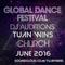Global Dance Festival DJ Auditions 2016 - Tuan Wins