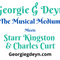 Musical Medium Meets Starr Kingston & Charles Curt