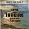 Katie from Jaheire - Flirt FM 101.3 Guest Mix 17.07.2015