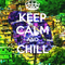 Keep Calm & Chill in Brazil