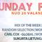 AJR.LT SUNDAY FRESH  - CC GLOBAL