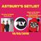 Astbury's Setlist 19-02-2018