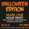 DJ Mark One recorded live at HP Fest Halloween Edition Wales 28/10/17