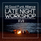 All Good Funk Alliance - Late Night Workshop 17