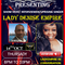 LadyEmpire in Conversation with DJ Red Lion 14 10 2021