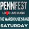 Penn Fest 2017 - Warehouse Stage - 2-4pm