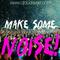 Make some noise! - Março 2013
