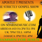 The Strictly Gospel Show 2016