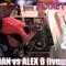 The a team Alpha human vs Alex B b2b Planet disco 012 old school edition