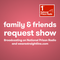 The Family and Friends Request Show with Courtney 07/04/2021