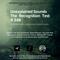 Unexplained Sounds - The Recognition Test # 248