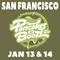 Live :: Pancakes & Booze Arts Show, San Francisco
