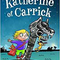 Annie Holmes author of Katherine of Carrick on Belfast 89FM with Justin Macartney