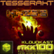 TESSERAKT KLOUDKAST 100 mixed by KINESIS