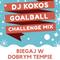 DJ KOKOS - Goalball Challenge Mix 2019 - BIEGAJ W DOBRYM TEMPIE