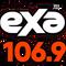 Ultimos minutos de Exa FM en su frecuencia original del 106.9 FM (26-Agosto)