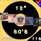 "12"" 80's : 118"
