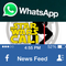 Videollamadas en WhatsAp| El nuevo News Feed Facebook | El May 4th Week @StarWarsCali