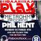 MaxxiMixx Metrohm Mix Phil Hent October 4th