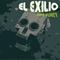 EL EXILIO Techno Broadcast on Fnoob Techno Radio 18/07/17