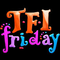 TFI FRIDAY HOUSE SPECIAL {19/10/2018} BY WILSON