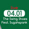 The Swing Shoes Feat. SugahSpank @ Miden Ena (04-01-2018) (Live, part 2)