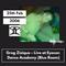Greg Zizique – Live, Eyecon @ Dance Academy – 25th Feb 2006 (Blue Room)