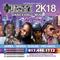 DJ DaddyWheels: Dancehall Mix 2k18 - Jahmeil, Movado, Alkaline, Vybz Kartel, and more!