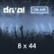 Drival On Air 8x44