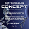 con*natural live @ Concept 20/08/16