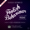 Oct 2018 - Foolish Behavior Promo