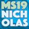 Metro Sessions Vol. 19: Nicholas