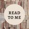 Ep 31: Read-Aloud Special