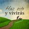 18MAR18 - Haz esto y vivirás - 8:00 A.M. - Mauricio Castellón