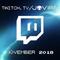 Happy Saturday :D [Ep.709] twitch.tv/JOVIAN - 2018.11.17 SATURDAY