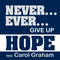 You Can Overcome - Cancer Survivorship Journey