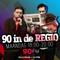 90 in de Regio 16 september 2019 | Uur 1