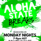 Aloha State Breaks; hosted by SilviaSativa on NSB Radio (11-26-2018)