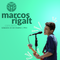 Marcos Rigalt en Watson Books and Coffee
