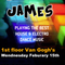 Steven James - The Warm-Up Mix