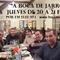 "PROGRAMA DE RADIO "" A BOCA DE JARRO"""""" 18-10-2018"