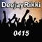DeejayRikki Tech House Mix #415