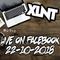 Live @ Facebook 22 oct 2018