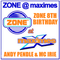 Zone 8th Birthday Maximes 1999 Andy Pendle with MC Irie
